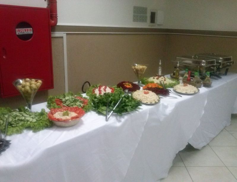 Buffets para Evento na Ponte Rasa - Buffet Eventos Corporativos SP