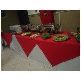 Buffet para Eventos Corporativos SP